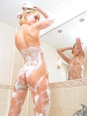 Русское порево в категории «В ванной и бане»
